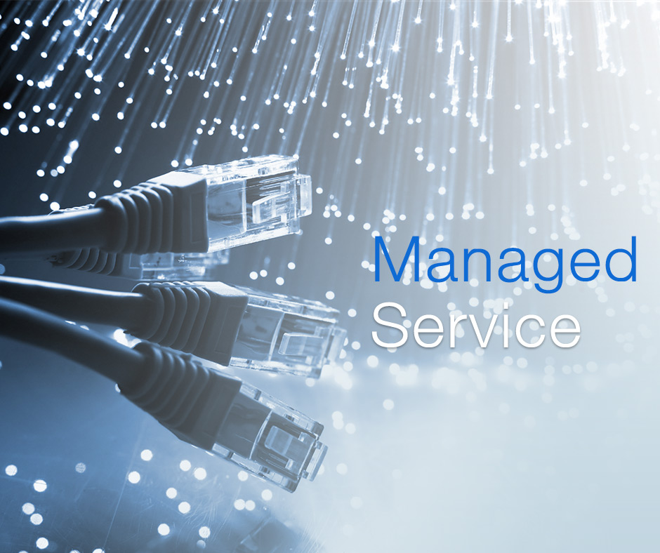 Managed Service für vServer und rootDS