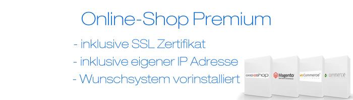 Online Shop Premium