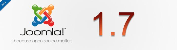 Joomla 1.7 Update