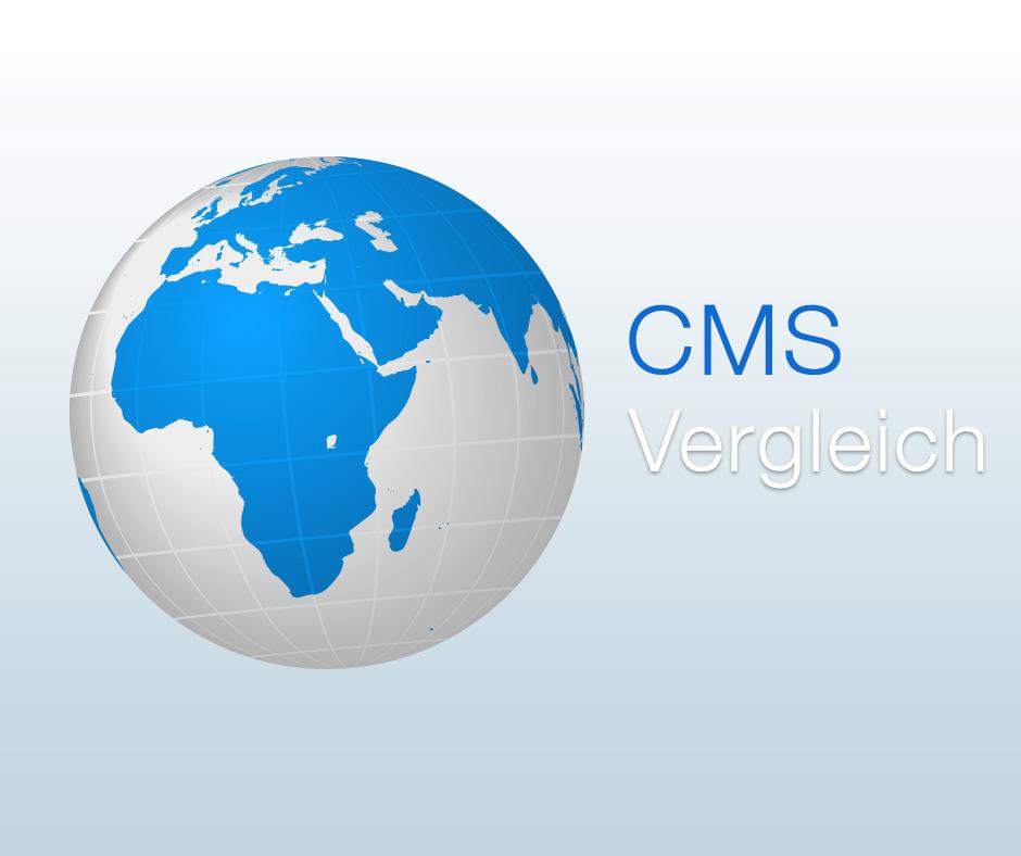 CMS Vergleich