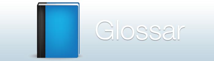 Der Web Hosting Glossar beschreibt Fachbegriffe aus den Bereichen Web Hosting, Webspace und Server