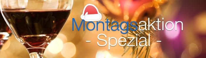 Bei der Montagsaktion zu Weihnachten kann man Online Shop Hosting gratis gewinnen.