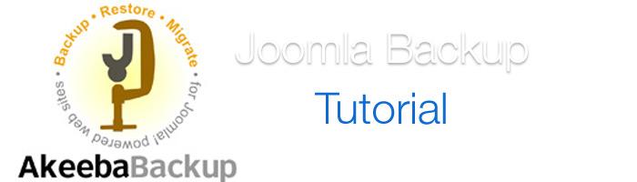 Joomla Backup Tutorial mit der Joomla Erweiterung Akeeba