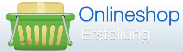 Onlineshop erstellen mit Shop Design von DM Solutions