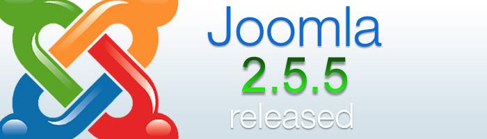 Joomla 2.5.5 behebt zwei Sicherheitlücken und bringt elf neue Funktionen mit.