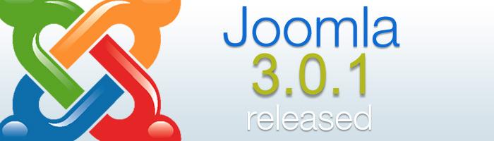Joomla 3.0.1 behebt Sicherheitslücke