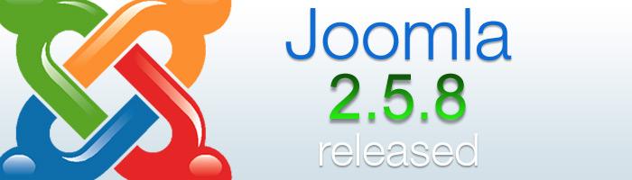 Das neue Joomla Update beseitigt eine Sicherheitslücke sowie weitere Bugs.
