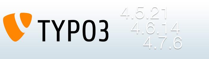 TYPO3 Updates beheben Sicherheitslücken