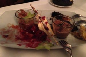 DM Solutions Weihnachtsfeier - Dessert