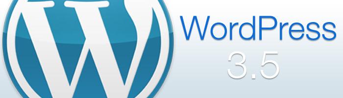 WordPress 3.5 ist erschienen und trägt den Beinamen Elvin.