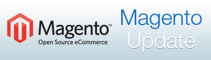 Magento Update ist erschienen. Lesen Sie hier, welche Neuerungen die neue Version enthält.
