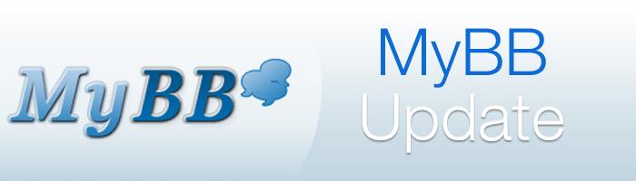 MyBB Update beseitigt Fehler im System sowie einige Sicherheitslücken