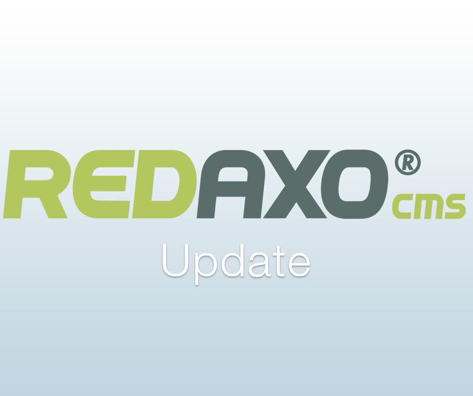 Redaxo Update ist erschienen und bringt ein paar Neuerungen mit