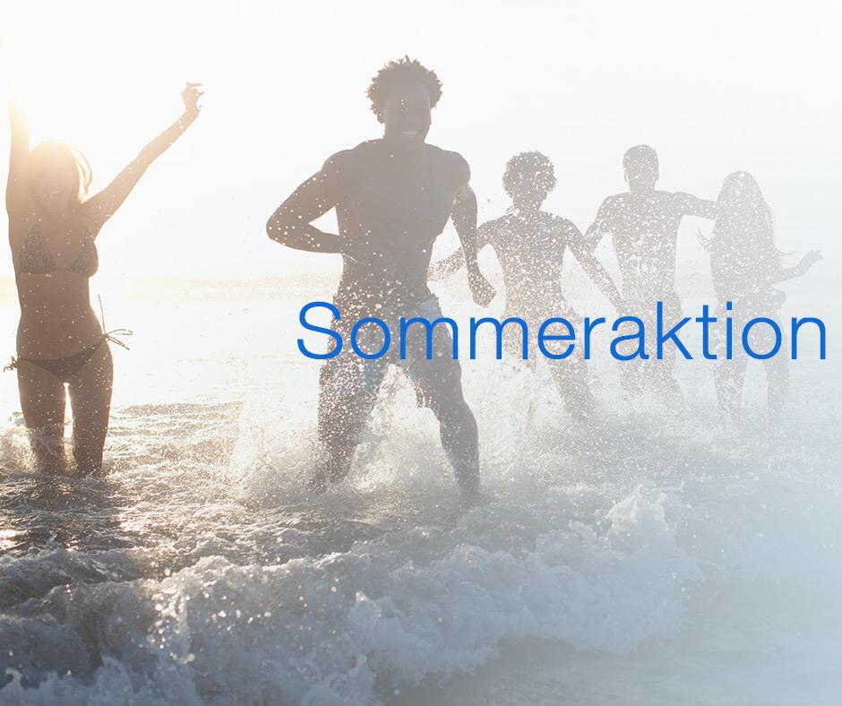 Sommeraktion