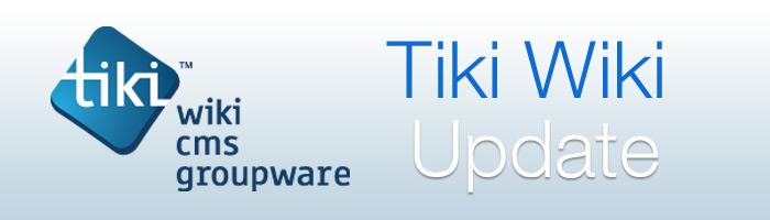 Tiki Wiki Updates veröffentlicht