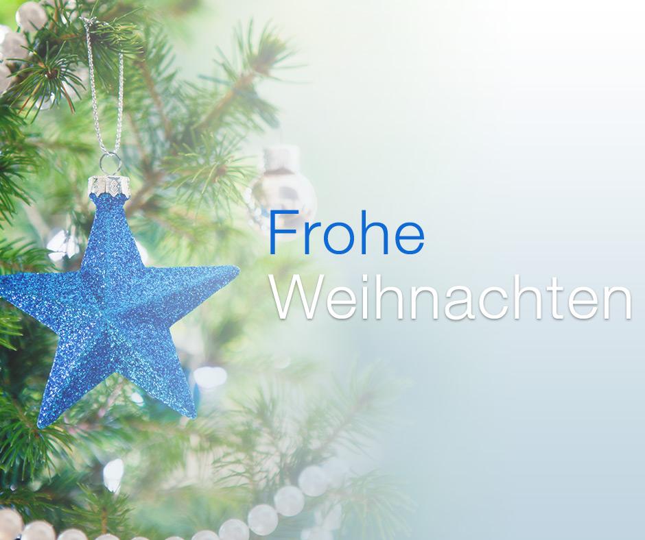 DM Solutions wünscht frohe Weihnachten!