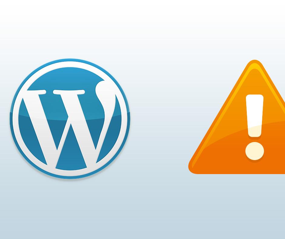 WordPress Sicherheitslücke
