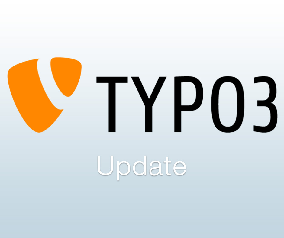TYPO3 Update erschienen