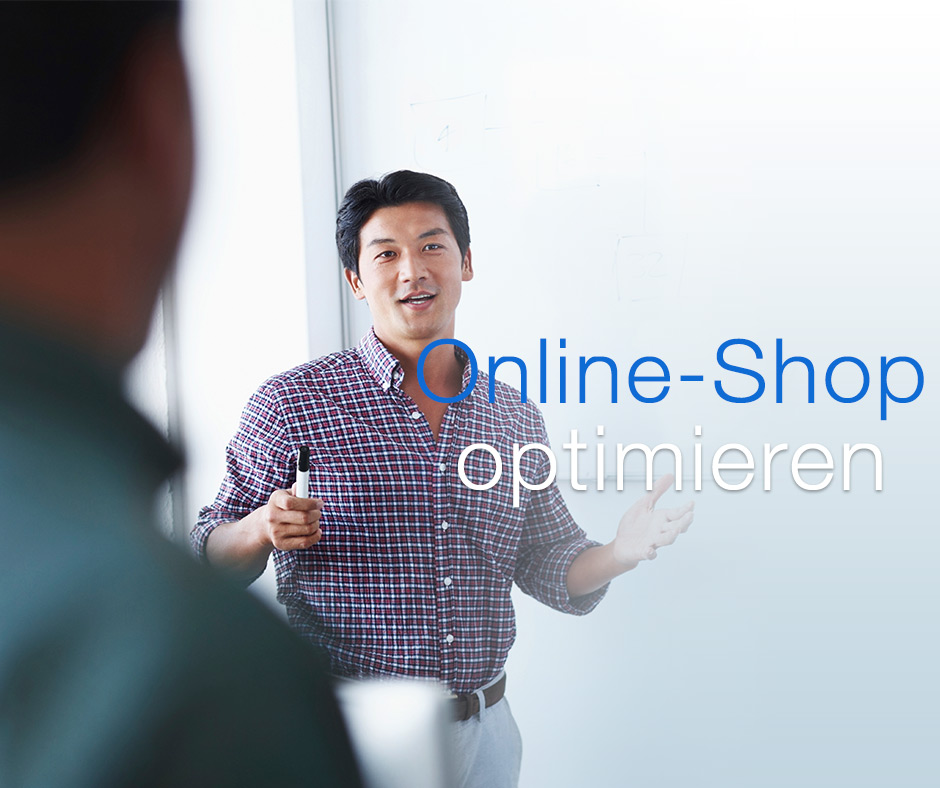 Onlineshop optimieren