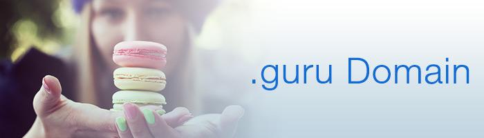 guru Domain registrieren - einzeln oder im Webhosting