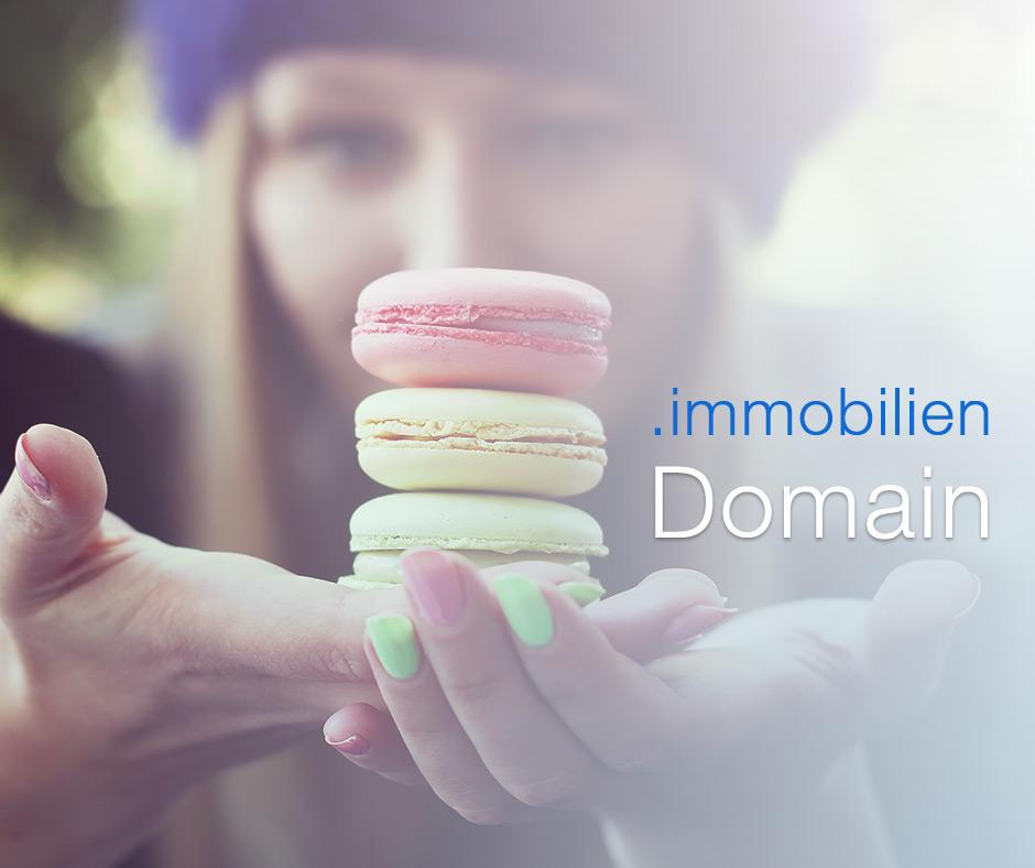 immobilien Domain registrieren - schnell und günstig