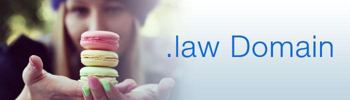 .law Domains schaffen Vertrauen im World Wide Web