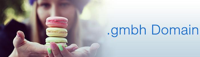 Eigene .gmbh Domain günstig registrieren