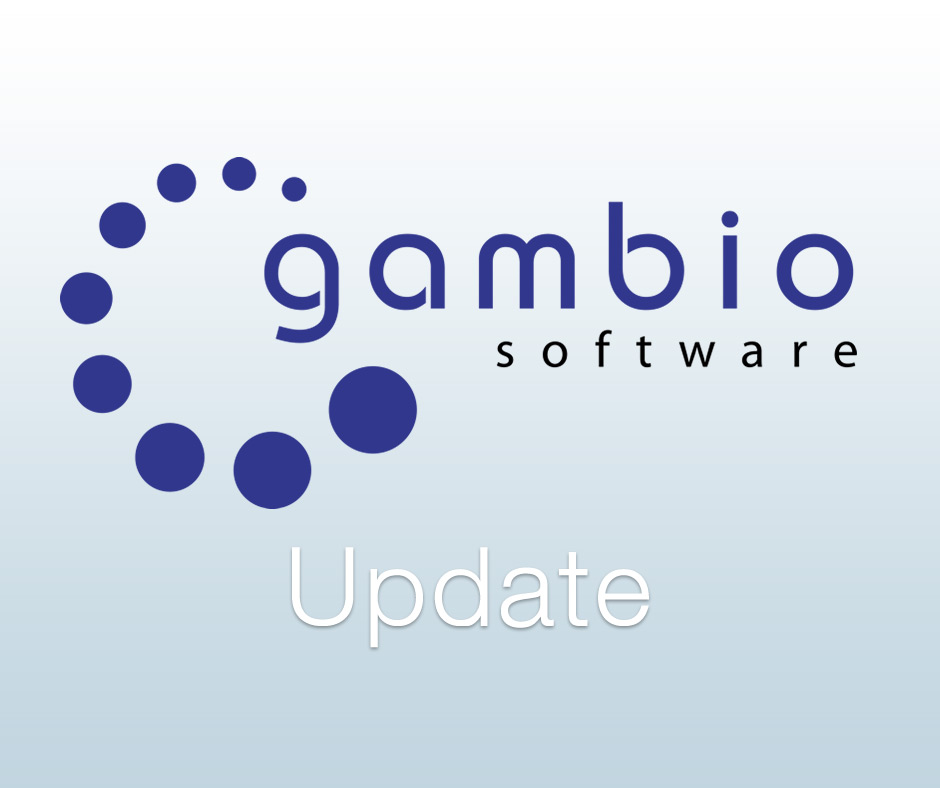 Neue Features im Gambio Update 3.8