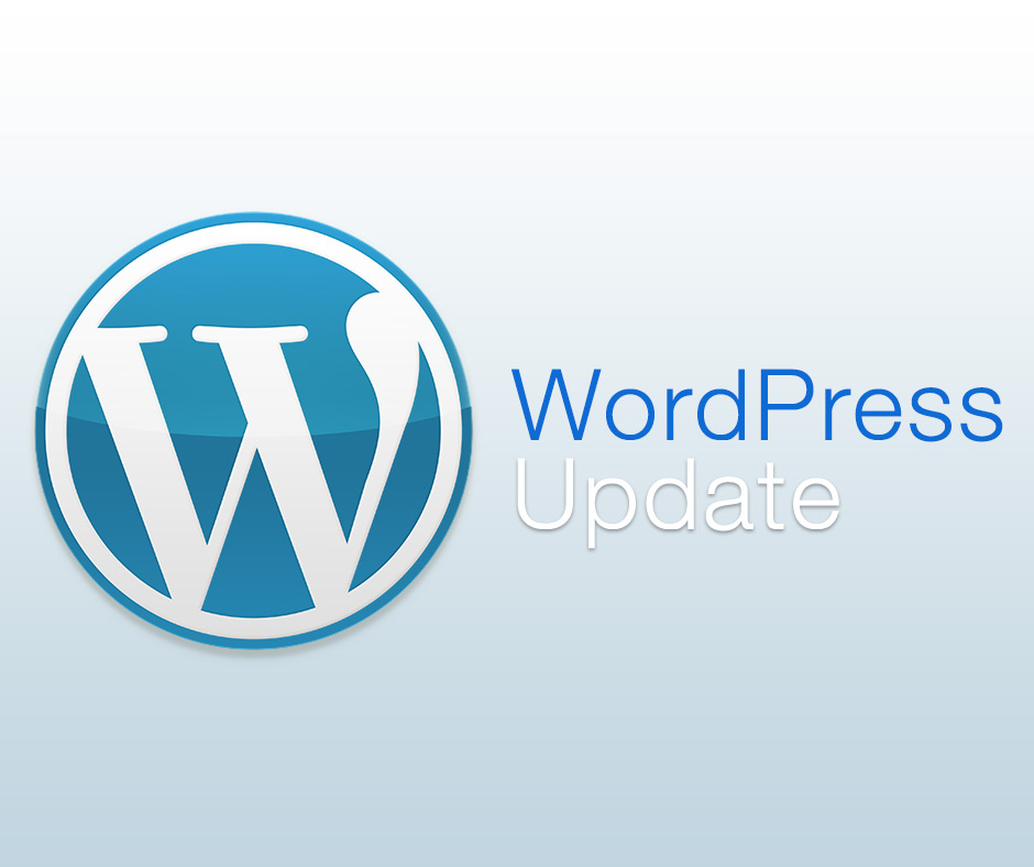 WordPress Update erschienen