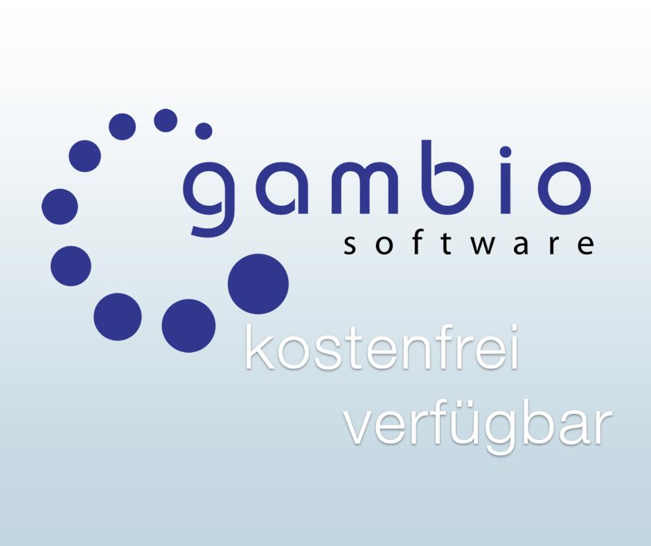 Gambio kostenfrei