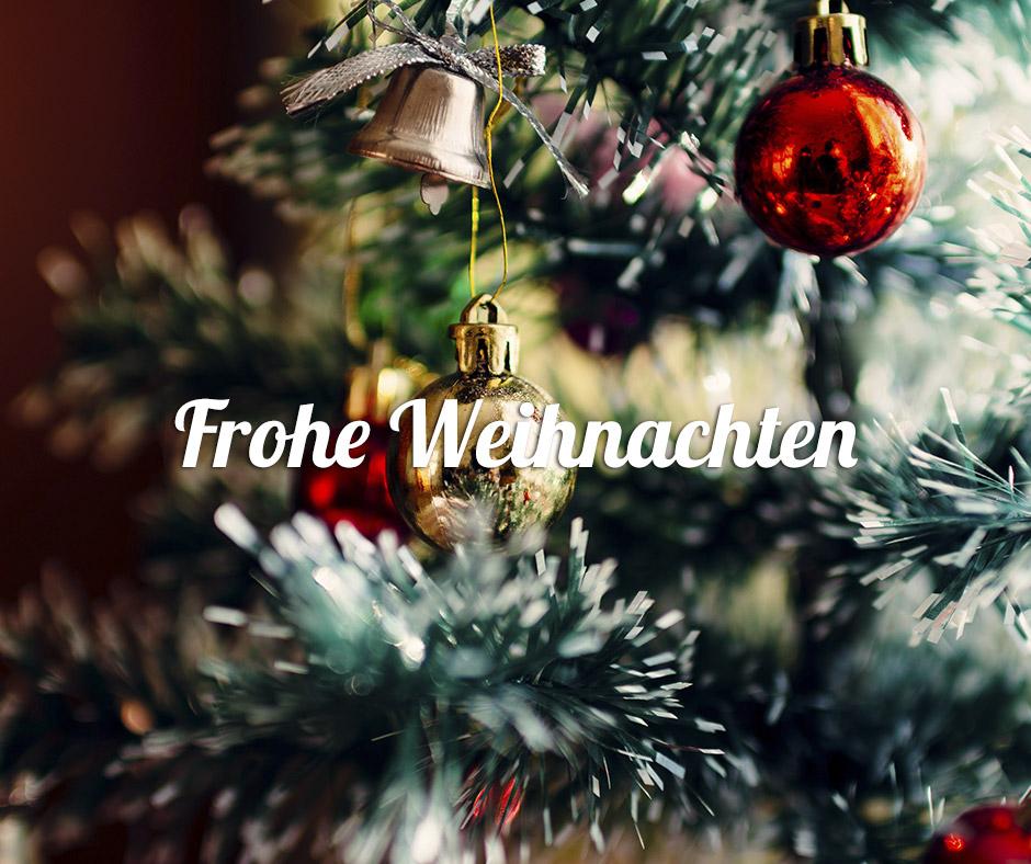 DM Solutions wünscht frohe Weihnachten