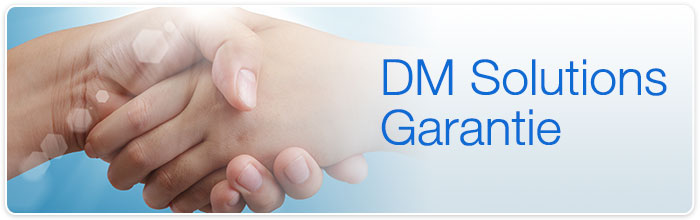 DM Solutions Garantie