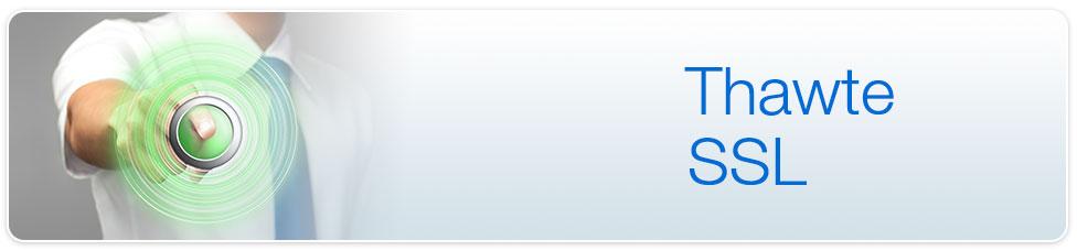 Thawte SSL Zertifikate preiswert & schnell beim Profi kaufen